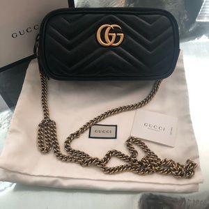 Gucci Marmont mini crossbody bag